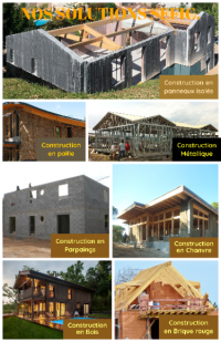 Nos solutions de construction ou rénovation Passive SEFIC
