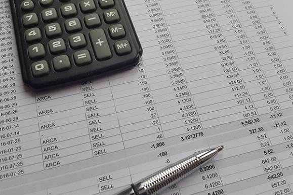 Calcul pour financement
