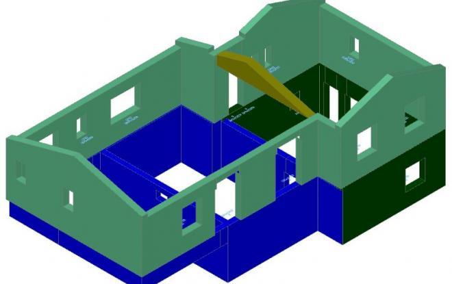 construction villa moderne passive  SISMO, votre maitre d'œuvre Aix en Provence